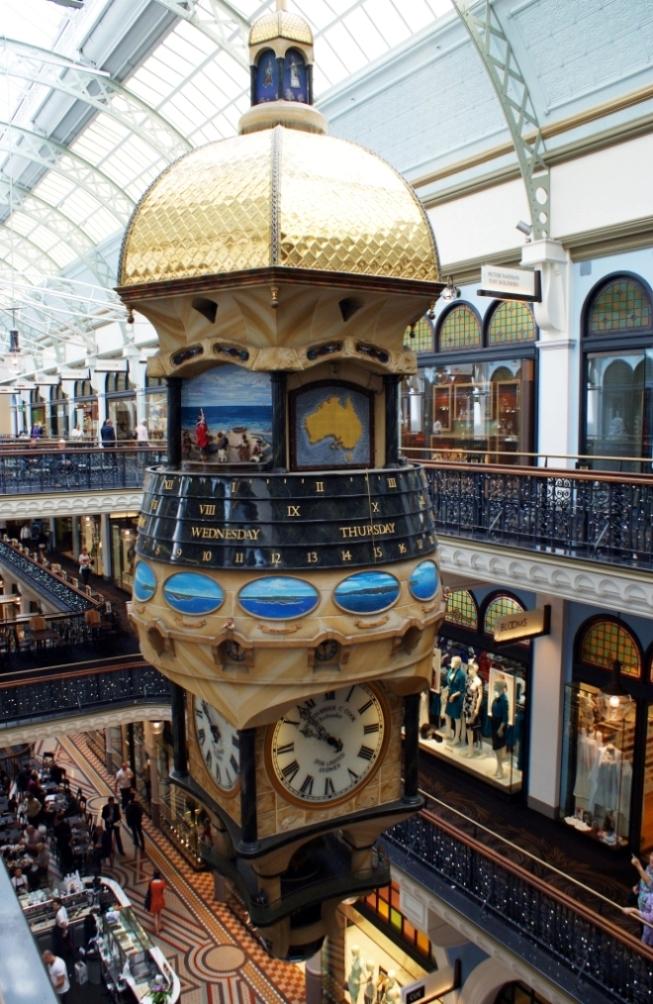 Большие Австралийские Часы (The Great Australian Clock)