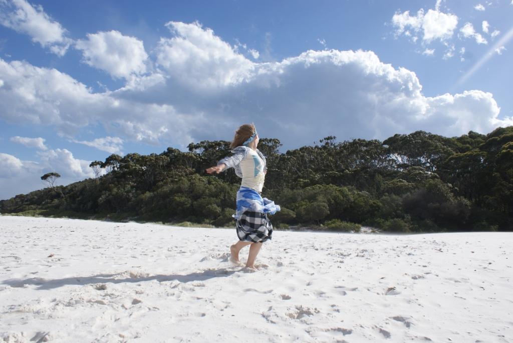 Jervis Bay, Hyams Beach