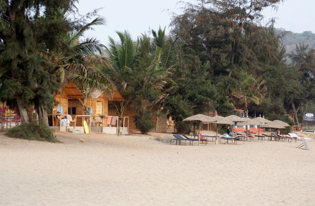 пляж Агонда (Agonda)