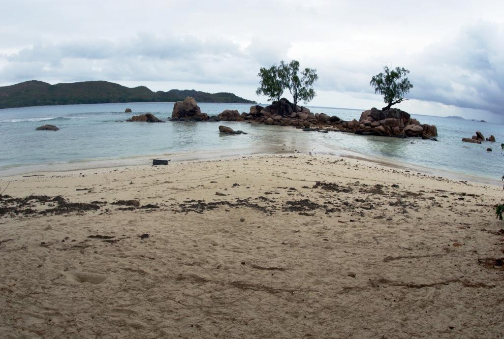 Прале. Исследованный остров