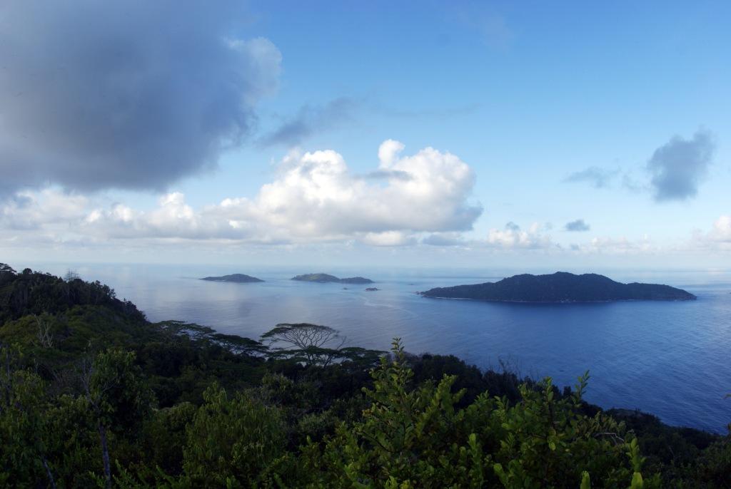 Сейшельские острова. Ла Диг. Belle Vue