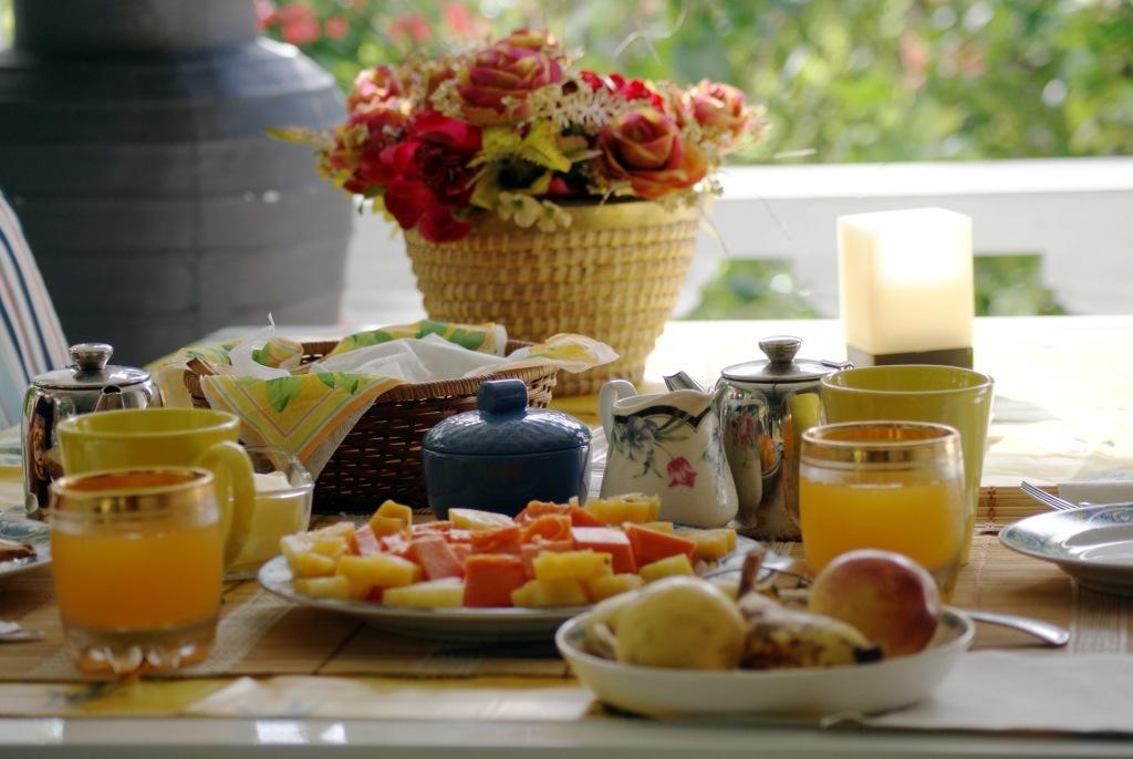 Сейшельские острова, о.Маэ, Le Cannellier. Традиционный изумительно вкусный завтрак островитян