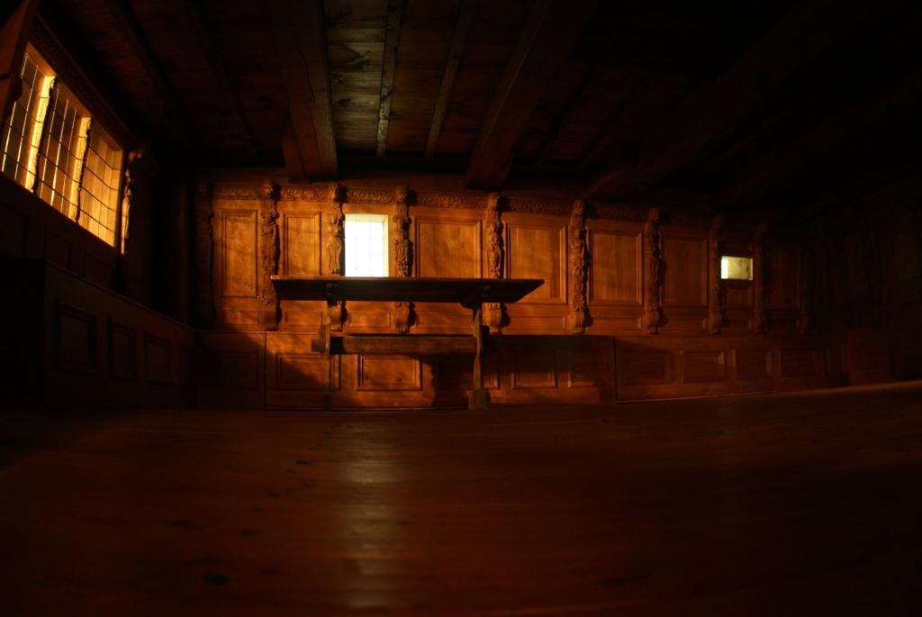 в музее Ваза