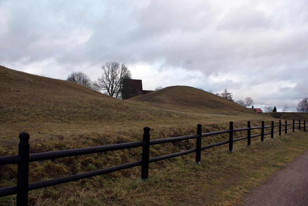 Холмы Старой Уппсалы